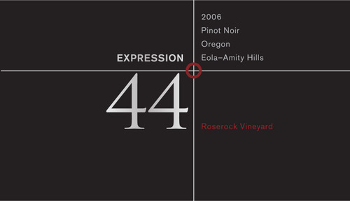 Expression 44˚ Roserock Vineyard